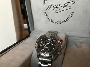 Omega speedmaster shumacher limited édition