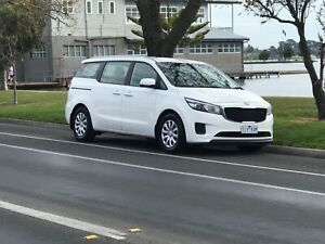 IMMACULATE 2017 KIA CARNIVAL 8 SEATER Wendouree Ballarat City Preview