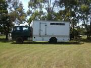 Isuzu Dual Cab FSR horse truck Mount Gambier Grant Area Preview