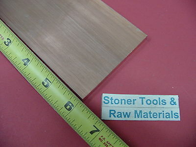 14x 3 C110 Copper Bar 6 Long Solid Flat Bar .25x 3.00 Mill Bar Stock H04