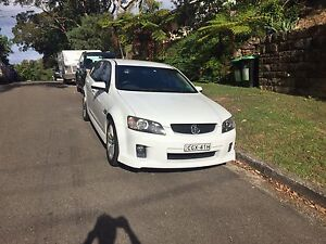 Holden commodore SV6 Narraweena Manly Area Preview