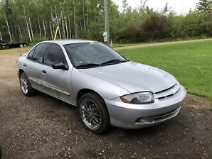 2003 Chevy Cavalier LOW KMS