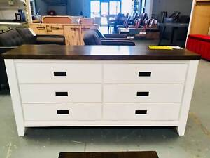 BUFFETS, DRESSERS, TALL CHESTS, COFFEE TABLE'S AND LAMP TABLES Eumemmerring Casey Area Preview