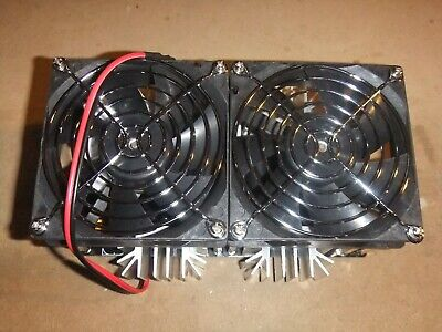 Induction Heating Fans 1800w Dual Tesla Coil