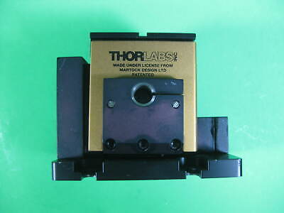 Thorlabs Transition Block 3-axis Xyz -- Mde330th -- Used