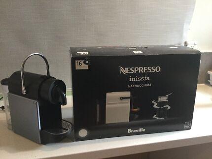 Nespresso Machine - perfect condition