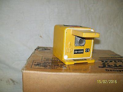 Leica Laser Alignment Machine Control Tilt Sensor