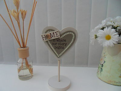 Shabby Chic Plaques and Accessories