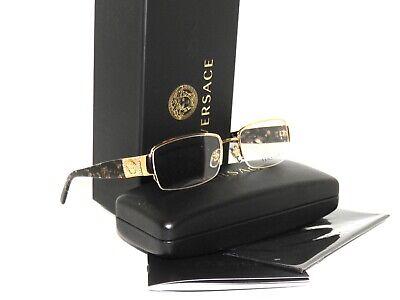 Versace Frame  1175B 1002 53 Gold (Versace Eye Glass Frames)