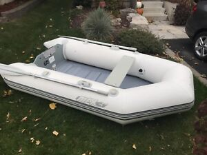 Inflatable Roll Up Dinghy