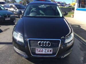 Audi MY11 A3 SPORTBACK 1.4 TFSI ATTRACTION Automatic Hatchback Capalaba Brisbane South East Preview