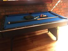 Pool Table and accessories Hobart CBD Hobart City Preview