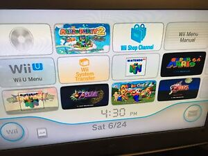 Nintendo Wii U Package Deal