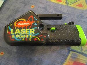 ***VERY RARE*** Nickelodeon Laser Light ***BRAND NEW*** Campbell North Canberra Preview