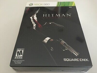 Hitman: Absolution -- Professional Edition (Microsoft Xbox 360, 2012) NEW