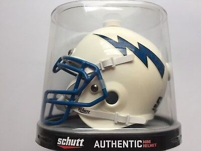 Air Force Falcons Authentic Mini Helmet in Original Box Air Force Falcons Mini