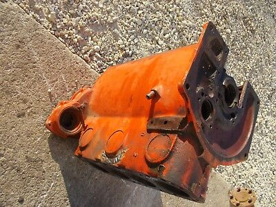 Allis Chalmers B Tractor Original Ac Engine Motor Block