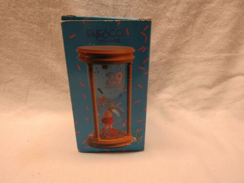 ZIGGY 29 AND HOLDING WATERBALL ENESCO GIFT GALLERY NIB 1989
