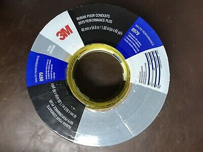 Blue Duct Tape (BRAND NEW 3M Performance Plus Duct Tape 8979, SLATE BLUE , 1.88