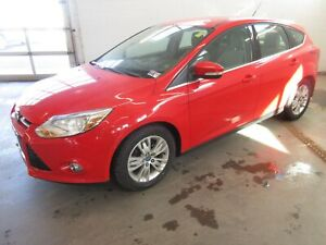 2012 Ford Focus SEL- AUTO CLIMATE- POWER LOCKS & MIRRORS