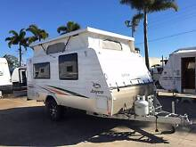 2011 Jayco Starcraft 13'6 Outback Semi Offroad Pop Top Caravan Clontarf Redcliffe Area Preview