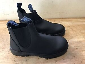 STILL BLUE steel cup work boots brand new size 10 Blackbutt Shellharbour Area Preview
