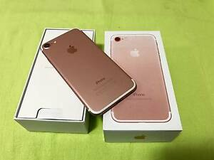 As New iPhone 7 256GB Rose Gold Campsie Canterbury Area Preview