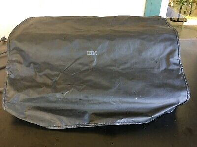 Genuine Selectric Ii Dust Cover With Ibm Logo