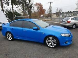 2008 Ford Falcon XR8 Auto Sedan Yass Yass Valley Preview