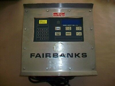 Fairbanks Digital Scale Head H90-167