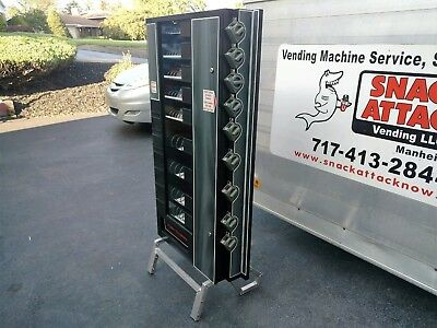 Antares Snack Vending Machine Stand Free Ship