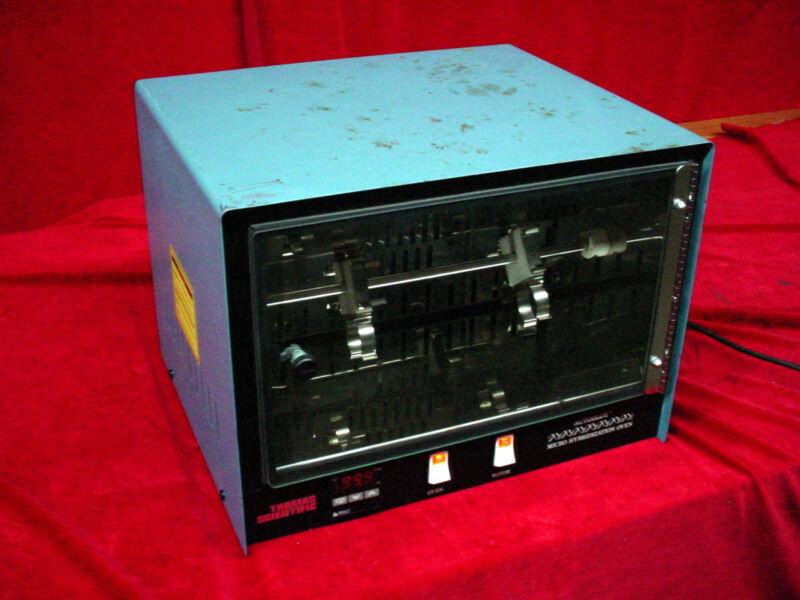 Thomas Scientific 7930-S0002 Autoblot Micro Hybridization Oven