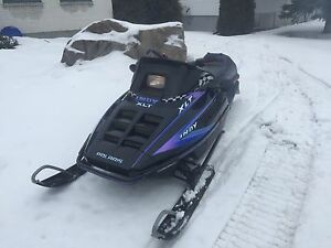 93 Polaris Indy XLT 600