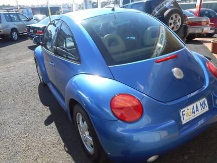 2001 Volkswagen Beetle Hatchback Devonport Devonport Area Preview