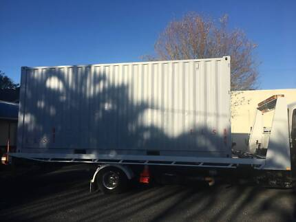 Containers For Hire Brisbane City