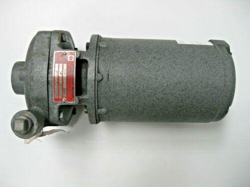 Ingersoll Rand  Flowserve  Dresser  Pump  1-1/2 HP  SMP2000   208-230/460V  3PH