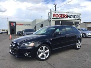 2013 Audi A3 2.0T QTRO S-LINE - LEATHER - PANORAMIC ROOF