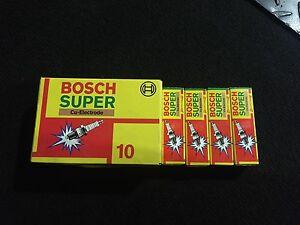 Bosch Super Spark Plugs