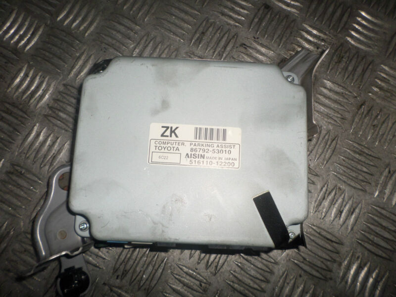 2006 LEXUS IS220D 4DR SALOON PARKING ASSIST MODULE COMPUTER ECU 86792-53010