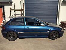 4G63T Proton Satria turbo Kunda Park Maroochydore Area Preview