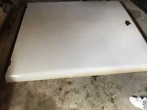 White topper for 1998 dodge cummins or 1500 series