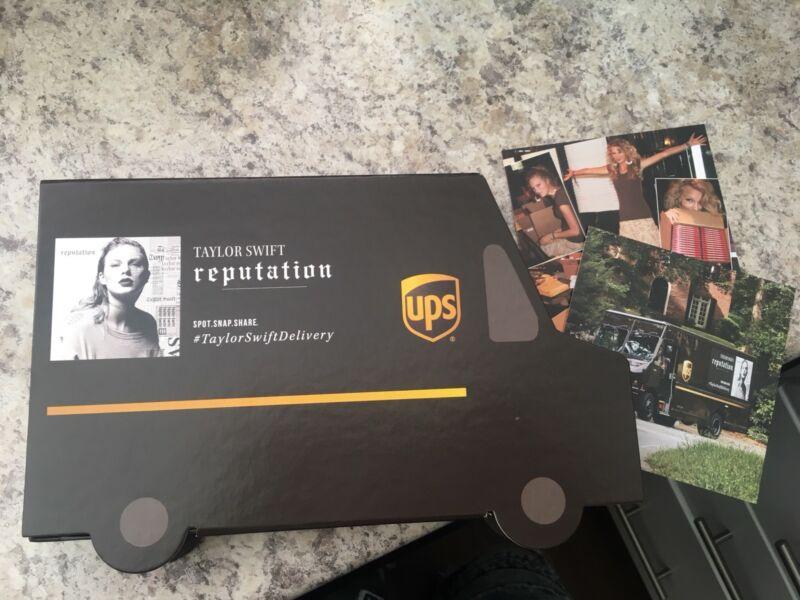 reputation (UPS Limited Edition Box Set) - Taylor Swift