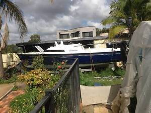 trailer sail boat Condell Park Bankstown Area Preview
