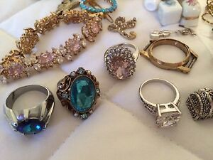 Big lot of pretties and collectibles
