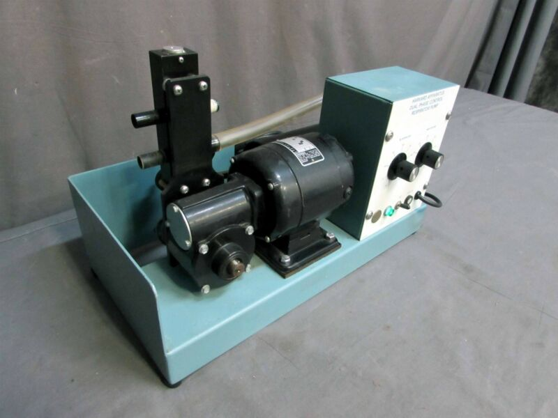 Harvard Apparatus 613 Small Animal Respirator