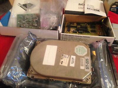 IBM XT AT Computer Zubehör 8 & 16 BIT Karte Seagate ST225 MFM Festplatte 20 MB