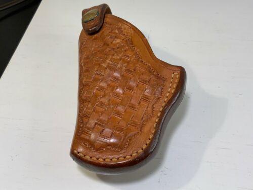 Bucheimer Vintage Leather Detective Gun Holster- Valencia California