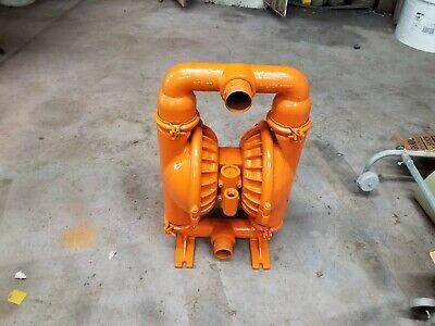 Wilden M8 Double Diaphragm 2 Dia Inlet Pump Pneumatic