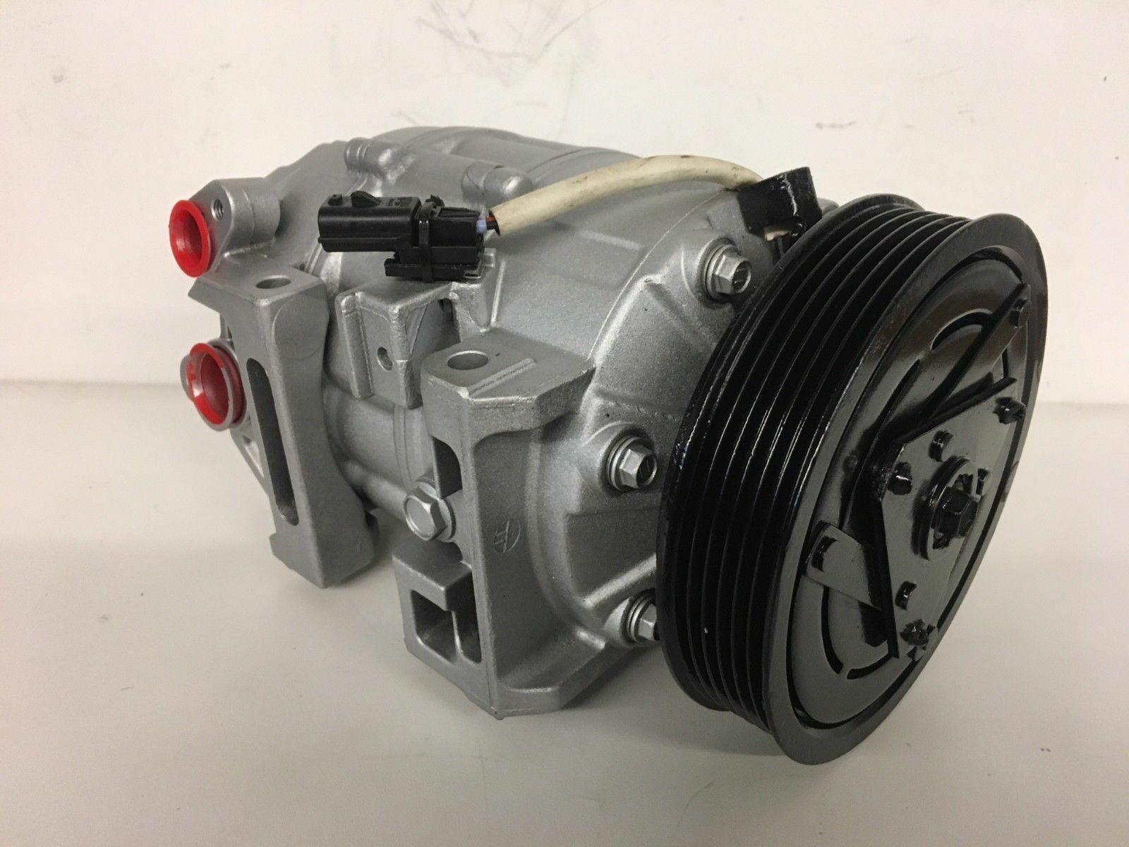 Reman 682-50174 AC Compressor 2007-2013 fits Nissan Altima 1 Yr Warranty