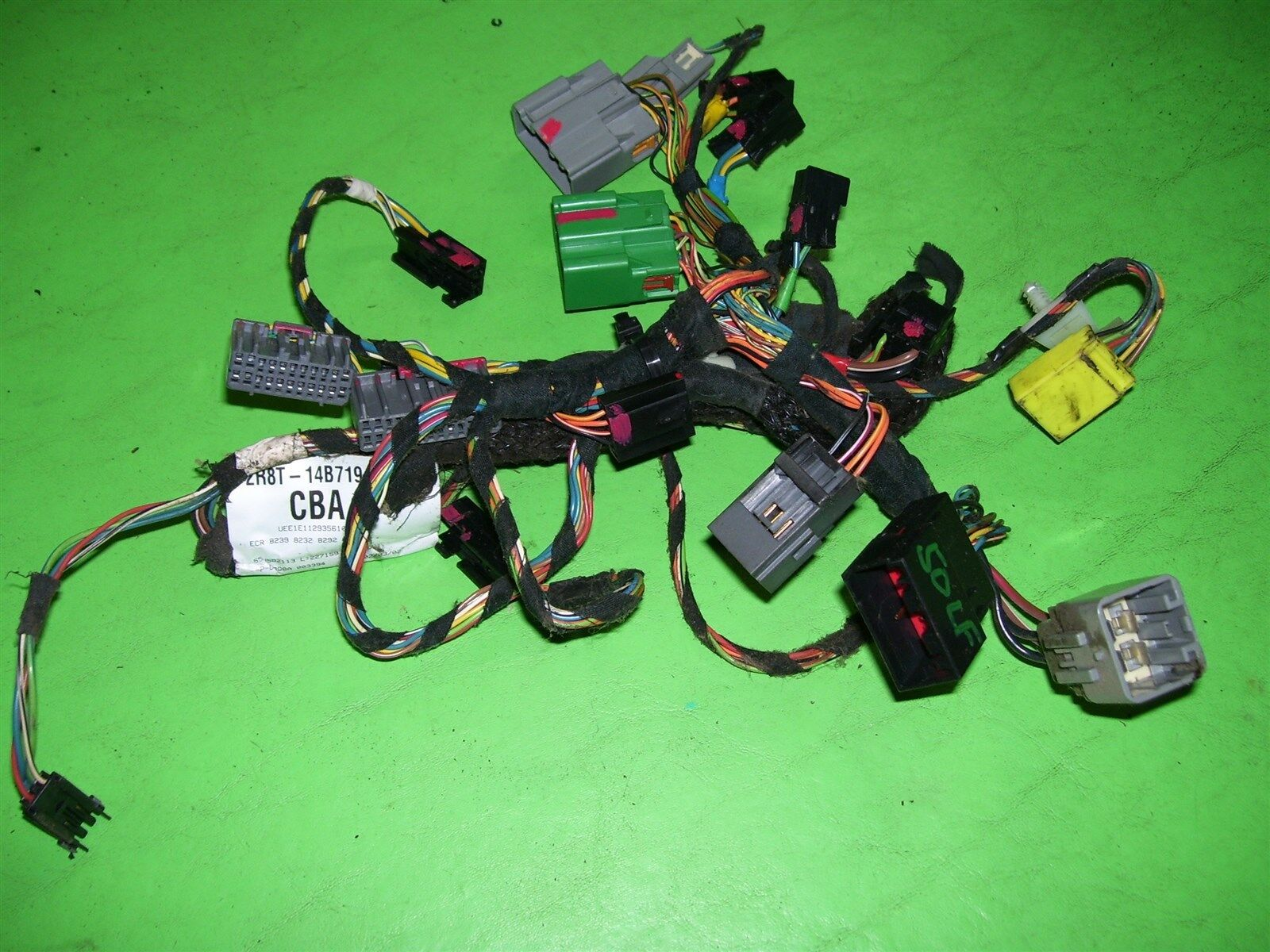 Used Jaguar Switches And Controls For Sale Page 20 Xk150 Wiring Harness 2003 S Type Driver Side Power Seat Track Lh Left Front